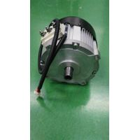 DC Motor 2kw 3kw 24V Brushless Motor High Speed Chinese BLDC Motor for Water Pump, Air Cooling Fan,