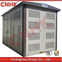 35kv wind power generation combined type transformer substation(high voltage oil immersed type switc thumbnail image