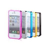 Hi-end Leather Mobilephone Case(Bumper) for iPhone5
