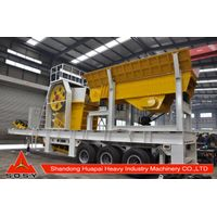 Best quality Mobile crusher,crusher machine with good price for sale thumbnail image