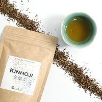 "Hojicha leaf premium ""Kinhoji"", net 40g"