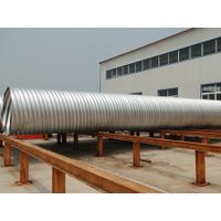 Corrugation 68mm x 13mm Spiral Corrugated PipeCorrugated Pipe Culvert China Suppliers