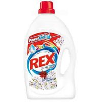 Rex Power Gel 3x Action Amazonia Freshness 4.380l, Clin Anti-Fog +Alcohol Windows Refill 500ml
