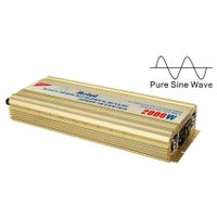 2000W pure sine wave  power inverter with UPS function