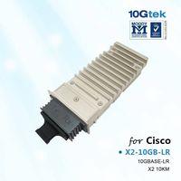 X2 module for Cisco X2-10GB-LR, Cisco 10GBASE-LR X2 Module for SMF