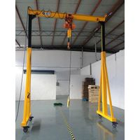 KOIO Worm Wheel Height Adjustable Gantry Crane