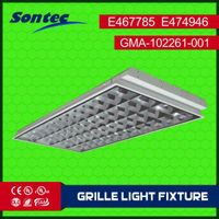 4X36W T8 1200X600 Fluorescent Grille lamp thumbnail image
