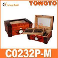 Wooden Cigar Humidor (C0232P-M) thumbnail image