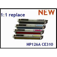 HOT Sell brand new/compatible toner cartridge for HP Printers, toner cartridge CE310  CE311A  CE312A thumbnail image