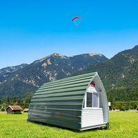 Cheap tiny house kits hotel use