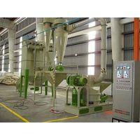 Cocoa coffee potato flour mill ultra micro super fine Turbine Vortex jet grinder thumbnail image