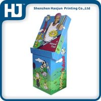 POP Corrugated display stand