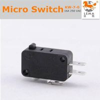 Micro switches for household appliances, electronic equipment, automation equipment, communications