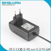 CE,C-Tick, UL KC approval 12v 1.5a power adapter
