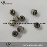 Sintered Diamond beads for marble limestone travertine quarries