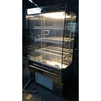 new type Sandwich freezer showcase; open refrigerated display/showcase for food service thumbnail image