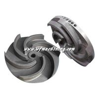 High Precision Pump Impeller with Drawings for Manufacture thumbnail image