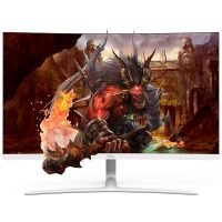 TCL 27'' lcd computer gaming monitor curved