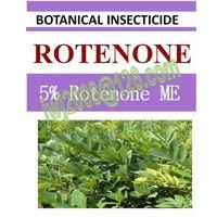 5% Rotenone ME, biopesticide, organic insecticide, botanic