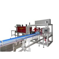 One-piece Carton Wrapping Machine LC-ZX15