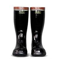 Men's Steel Toe Waterproof Rubber Work Boots EN20345 thumbnail image