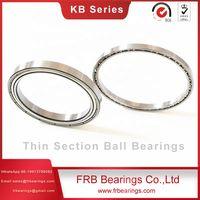 Stainless steel slim bearings-Augular contact ball bearings SB Series thumbnail image