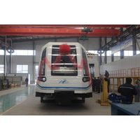 Maglev Train Head Assembling and Processing