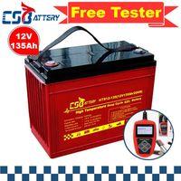 Csbattery 12V90ah Block Gel Battery for Scrubber/Telecome/Medical/Bts-Stations/Upsc/Vs: Shoto/Sunny/ thumbnail image