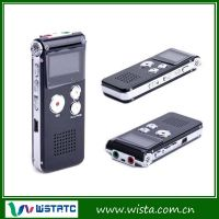 Portable mini digital voice recorder