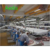 Fabric duct accepted by Meat plant of Mexico. thumbnail image