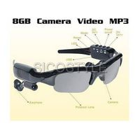 Sunglasses Video Camera + MP3 thumbnail image