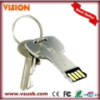 Promotational key usb flash drive for electronic gift thumbnail image