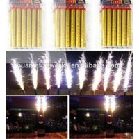 60 seconds no smell cake candle/stage fireworks/stage fountain/celebrations/wedding/new year