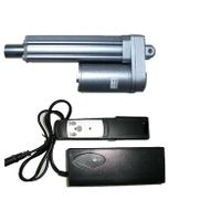 Water resistence linear actuator for funiture and industry