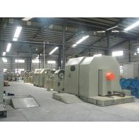 PE/PVC 1000cantilever Single Twisting Machine