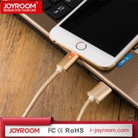 JOYROOM for iPhone high speed nylon data cable thumbnail image