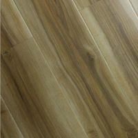 12mm CE V Groove Mirror Surface Laminate Flooring