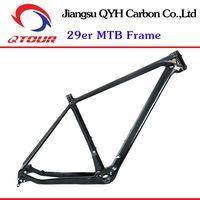29er Mountain bike frame Toray carbon fiber Frame, T700 800 carbon bicycle frame