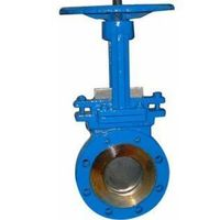 knife gate valve,carbon stainless steel,bolted gland design,ansi class150, PAPER, WATER, WASTEWATER, thumbnail image