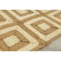 Wholesale Handmade Carpet Seagrass Decorative Carpets Rugs for Interior Decor Indoor Floor Carpet thumbnail image