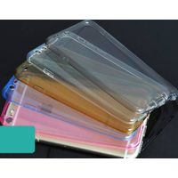 Flexible Clear Phone Case For Iphone 6 Silicone Gel Phone Cover