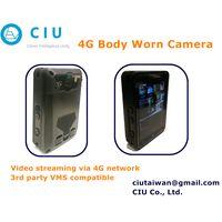 4G Body Worn Camera System