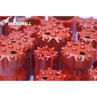 MAXDRILL Top Hammer Thread Button Bit