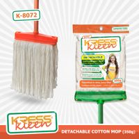 KRESS Kleen Detachable Cotton Wet Mop