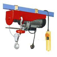 Wire Rope Electric Hoist thumbnail image