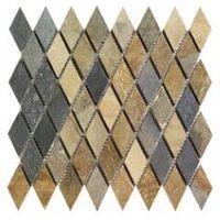 Natural Mosaic Slate ZXM40 280*295*10mm