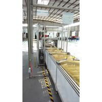 Automatic Busbar Trunking Systems packing machine, Busway package machine,busbar automatic packing