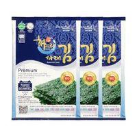 whole sheet green laver 24g