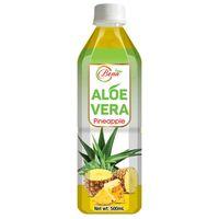 500ml Pet Bottle Natural Aloe Vera With Pineapple Juice (Best natural beverage companies) thumbnail image