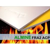 ALMINE---Non-Combustible Aluminium Composite Panel, FRA2/B1 Fire Rated ACP, Curtain Wall Panel, Faca thumbnail image